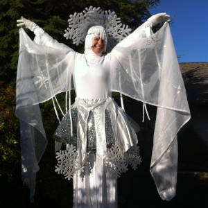 Jennifer-Juniper - Holiday Entertainment / Stilt Walker in Vancouver, British Columbia