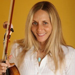 Jennifer Argenti - Violinist in Oceanside, California