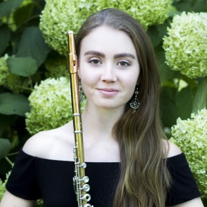 Jennifer Kennedy, freelance flutist