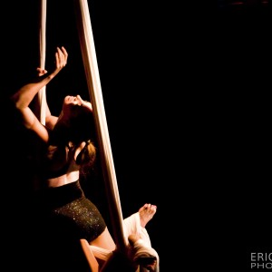 Jennifer Kovacs - Aerialist / Sports Exhibition in New York City, New York