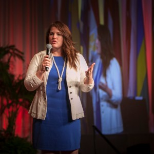 Jennifer Laughlin Stevenson - Motivational Speaker in Cedar Falls, Iowa