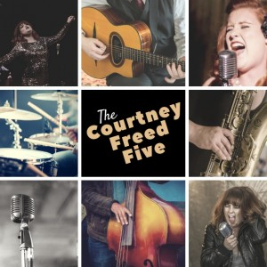 Courtney Freed Five - Jazz Band in Portland, Oregon