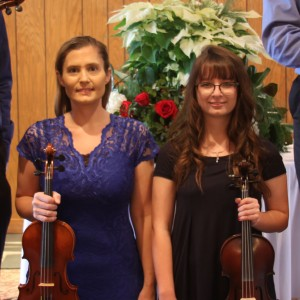 Jenny's Music Studio - Violinist / String Trio in Raleigh, North Carolina