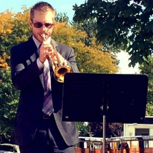 Jered Montgomery Trumpeter - Trumpet Player / Brass Musician in Chicago, Illinois