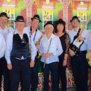 Jeremiah and the Bullfrogs - Dixieland Band in San Diego, California
