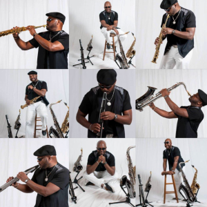 Jeremiah Miles - Saxophone Player / Woodwind Musician in Washington D.C., District Of Columbia