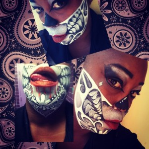 Jerifaceinader - Face Painter in Los Angeles, California