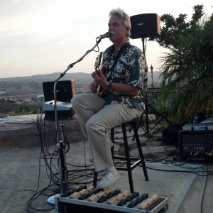 Jerry Carpenter - Singing Guitarist in Yorba Linda, California