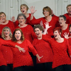 Jersey Sound Chorus - Sweet Adelines International - A Cappella Group in Cinnaminson, New Jersey