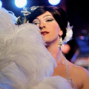 Jesse Belle-Jones - Burlesque Entertainment in Seattle, Washington