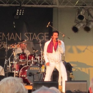 Jesse Garron's Tribute to Elvis - Elvis Impersonator / Tribute Band in Wilmington, Delaware