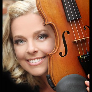 Jessica Haddy - Violinist in Laguna Beach, California