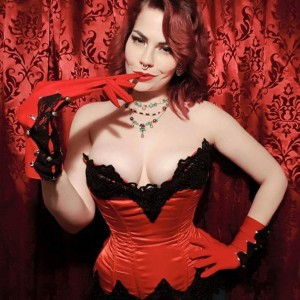 Jessica Jacques - Burlesque Entertainment in Columbia, Missouri