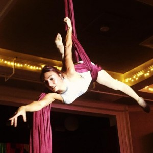 Jessica Joy - Aerialist / Fire Eater in Colorado Springs, Colorado