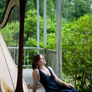 Jessica Meltz - Harpist in Asheville, North Carolina