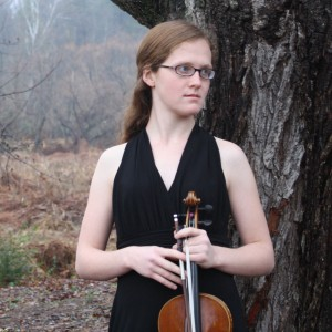 Jessie Snoke - Violinist in Hartford, Connecticut
