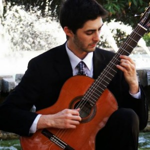 Jesus Villanueva - Classical Guitarist in San Antonio, Texas