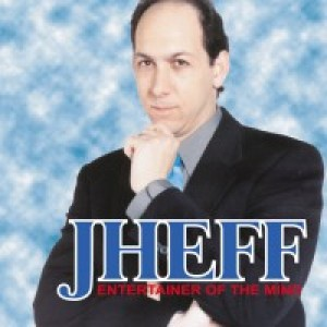 Jheff - Mentalist / Psychic Entertainment in Rancho Palos Verdes, California