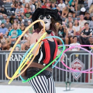 Jill Janosek - Hoop Dancer / Fire Performer in Blue Island, Illinois