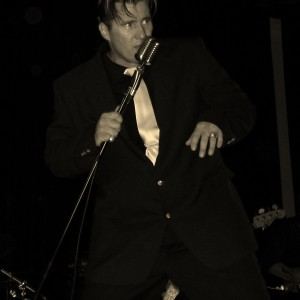 Jim Anderson & The Rebels - Elvis Impersonator / 1950s Era Entertainment in Manteca, California