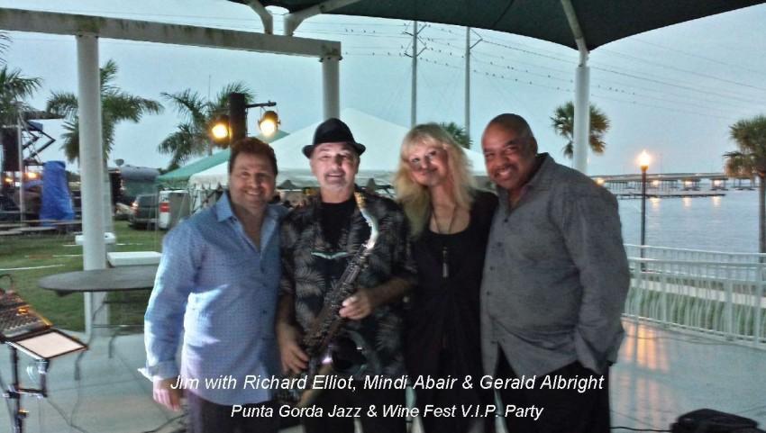 Hire Jim Blackburn - Saxophonist - Saxophone Player in Fort Myers, Florida