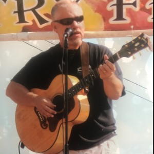 Jim Cleveland - Singing Guitarist in Mount Vernon, Texas