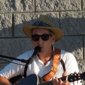 Jim Corbett - Singing Guitarist in Franklin, North Carolina