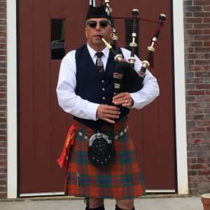 Jim Leahy - Bagpiper in South Weymouth, Massachusetts