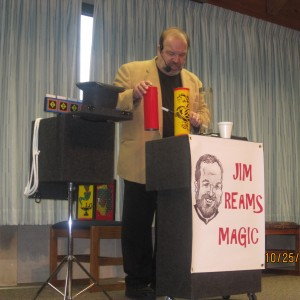 Jim Reams Magic - Comedy Magician / Comedy Show in New Haven, Indiana