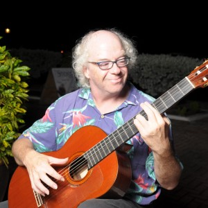 Jim Spector- international guitarist - Classical Guitarist in Kihei, Hawaii