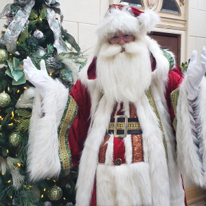 Santa Claus (Father Christmas) - Santa Claus in St Catharines, Ontario
