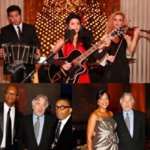Jimena Fama  & Electro Dub Tango - World Music / Latin Band in New York City, New York