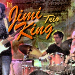 Jimi King Trio - Blues Band in Raleigh, North Carolina