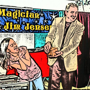 Magician Jim Jensen - Magician / Balloon Twister in Schaumburg, Illinois