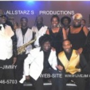 Jimmy Hill And The Allstarz Band - R&B Group in Brooklyn, New York