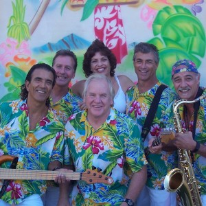 Jimmy Mac and the Kool Kats - Beach Music / Wedding Musicians in Maui, Hawaii