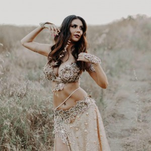 Jizzelle Bellydance Artist - Belly Dancer in Orange County, California