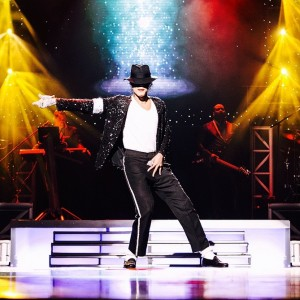 JJ as MJ - Jason Jarrett as Michael Jackson - Michael Jackson Impersonator / One Man Band in Las Vegas, Nevada