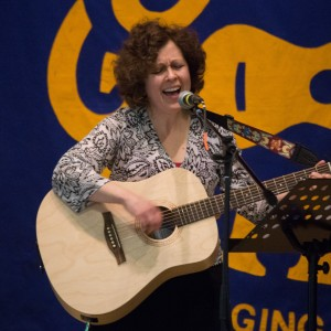 Joan Burch - Singer/Songwriter in Rochester, New York