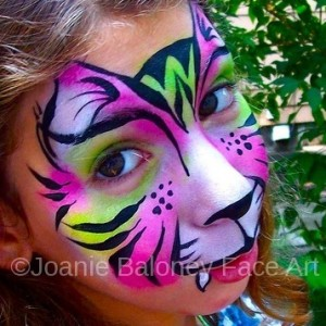 Joanie Baloney Professional Face Painting