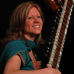 Joanna Mack - Sitar Player in Berkeley, California