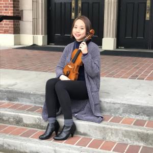 Joanne Wu Music - Violinist in San Jose, California