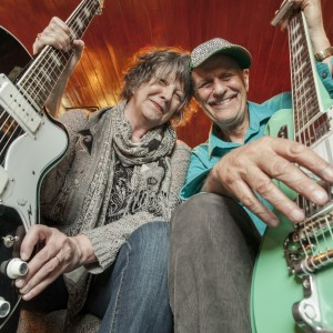Joe and Vicki Price - Americana Band in Decorah, Iowa