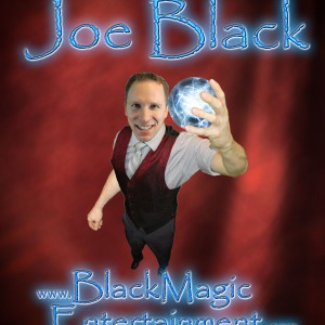 Joe Black - Magician / Comedy Magician in Seattle, Washington