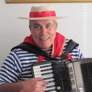 Joe Brikha - Accordion Player in Houston, Texas