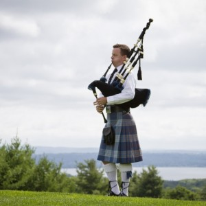 Joe Harmon - Bagpiper in Grand Rapids, Michigan