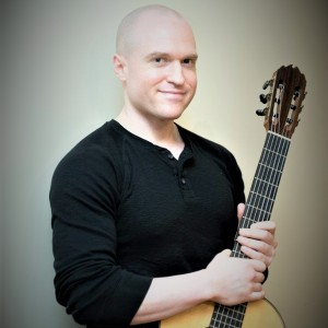 Joe Hartnett - Classical Guitarist in Nashua, New Hampshire