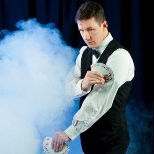 "Joe ""Magic Man"" Martinek - Magician in Poulsbo, Washington"