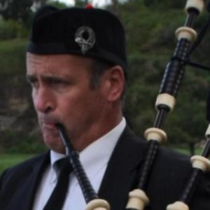 Joe Sommers, Milwaukee Bagpiper