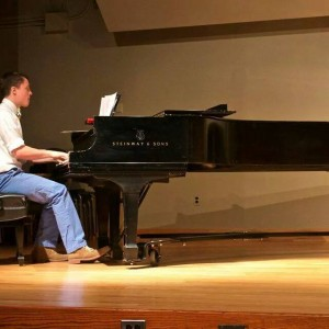 Joe Stehle - Pianist in Cazenovia, New York